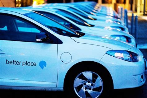 better place car israeli electric car company better place files for