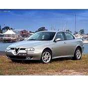 Alfa Romeo 156 AU Spec 932A 2002–2003 Wallpapers 1024x768