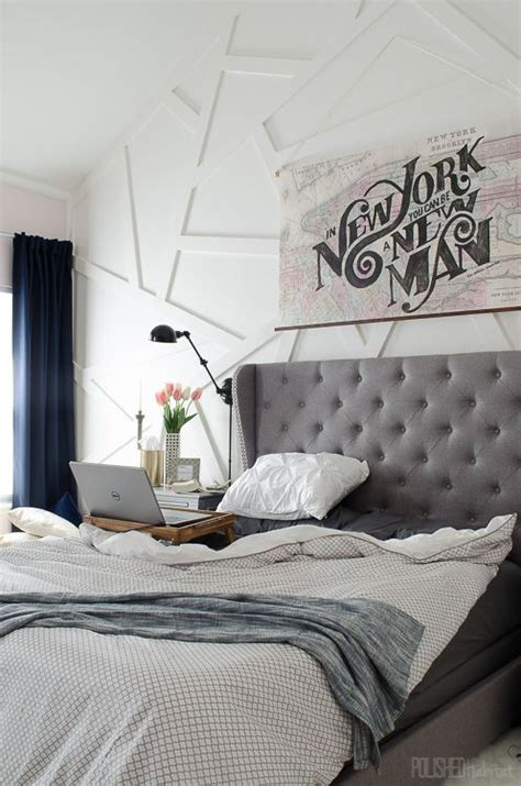 bedroom captivating diy tufted headboard pegboard 17 best ideas about tufted headboards on pinterest diy