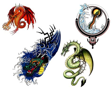 dragon tattoo design book cliparts co