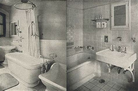 historic bathroom tile 482 best images about rooms with baths vintage 20s 30s 40s 50s on pinterest old