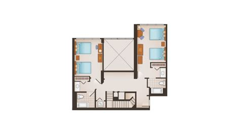 saratoga springs two bedroom villa floor plan saratoga springs resort and spa dvc welcome home