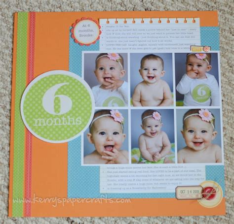 scrapbook layout exles scrapbook exles scrapbooking the crafty network