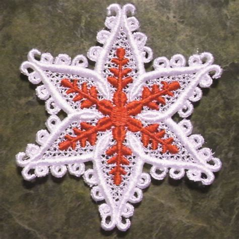ornaments design create ornaments out of lace machine embroidery designs