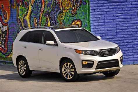 Kia Sorento Reviews 2013 Automotivetimes 2013 Kia Sorento Review