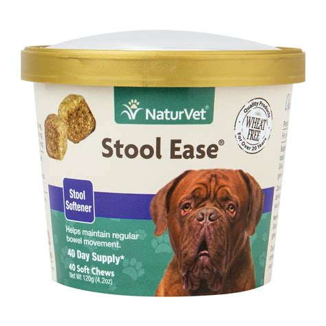 Stool Softener For Dogs Petco naturvet stool ease stool softener soft chews petco