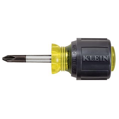 phillips screwdriver 1 2 stubby phillips screwdriver 1 1 2 603 1 klein