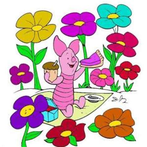 imagenes de winnie pooh con flores winnie pooh y sus amigos