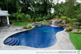 amazing backyard pools 15 amazing backyard pool ideas fox home design