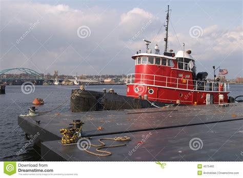 tugboat urban design tugboat at the dock stock photo image 4575460