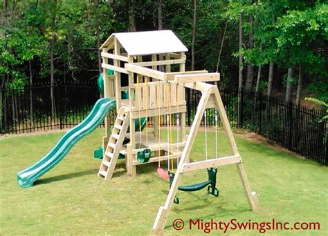 georgia swing atlanta swing sets playground equipment suwanee ga