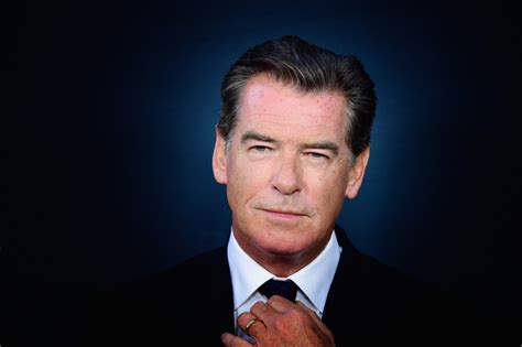 piers news brosnan responds to criticism endorsing cancer