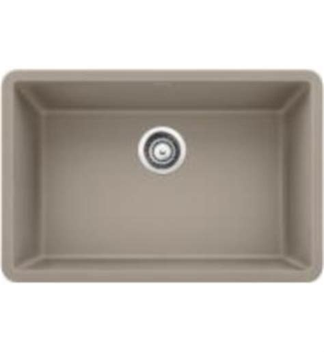 blanco truffle sink blanco 522432 precis 26 7 8 quot single bowl undermount