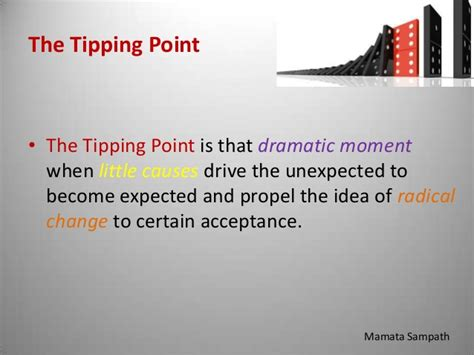 More On Monday The Tipping Point By Malcolm Gladwell by Tipping Point Book By Malcolm Gladwell Book Summary