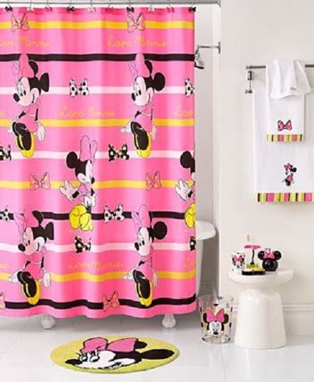 minnie mouse bathroom sets 10 catchy and inviting minnie mouse bathroom set ideas