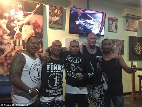 finks bikie boss and his family denied entry to bali
