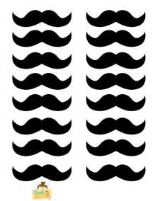 mustache templates pin moustache template printable picture on