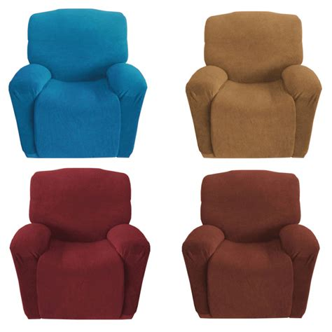Fitted Armchair Covers 1seater Recliner Armchair Slipcover Stretch Sofa Protector