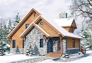 chalet home plans superb four season chalet drummond house plans