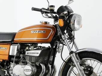 Suzuki Gt 380 Motorrad by Suzuki Oldtimer Motorrad Kaufen Classic Trader