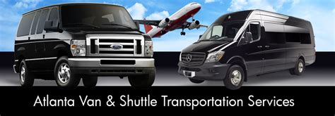Airport Transportation Service by Atlanta Airport Limousine Service Atl Limo Transportation