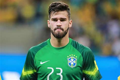 portiere brasile reports roma sign up keeper alisson for next season
