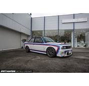 An Alpina E30 For The Street  Speedhunters