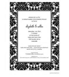 black and white birthday invitations plumegiant