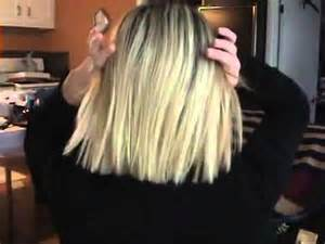hair extensions for bob haircuts how to clip short bob haircut hair extensions in short