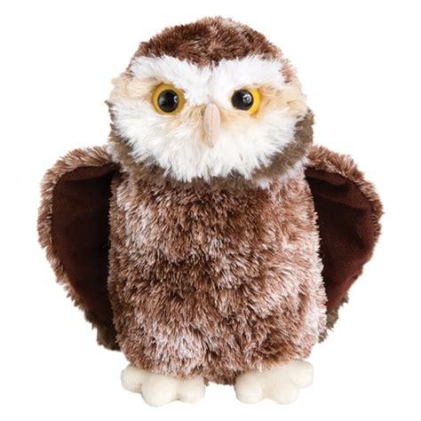 owl stuffed animal moonlight the little plush owl by douglas