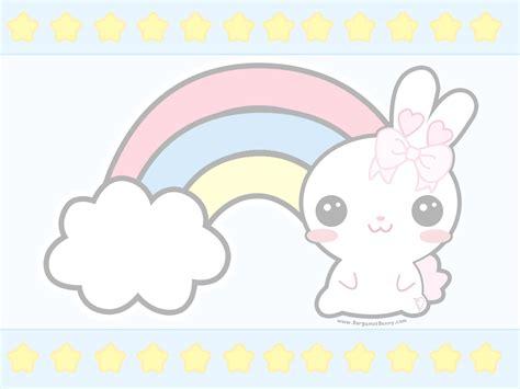 cute rabbit themes kawaii bunny wallpaper wallpapersafari
