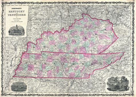 map of kentucky and tennessee file 1862 johnson map of kentucky and tennessee