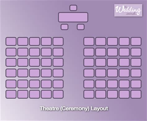 wedding ceremony layout chairs wedding table plan how to manage your wedding seating