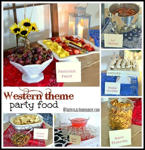 theme names for a party baby shower food ideas baby shower food name ideas