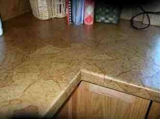 Decoupage Countertops - the world s catalog of ideas