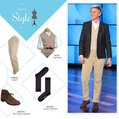 Degeneres Wardrobe Stylist by 184 Best Images About S Style On Degeneres And Vests