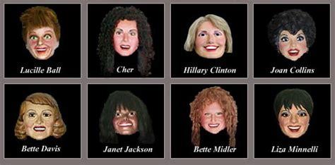 celebrity heads list celebrity heads