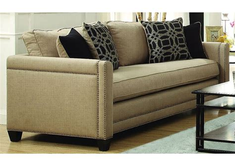 Sofa At Furniture by Pratten Sofa With Transitional Style Quality Furniture