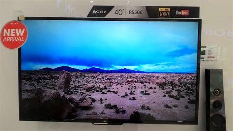 Tv Led Kredit jual sony led tv kdl 40r550c bisa kredit johan pro store
