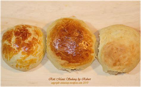 Panggangan Kue roti manis sedang postingan hubby c nt a resep