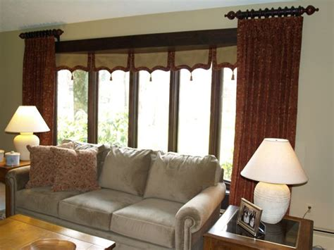 Bow Window Curtains 65 Best Images About Bow Window Ideas On Pinterest Curtain Rods Bow Window Curtains And