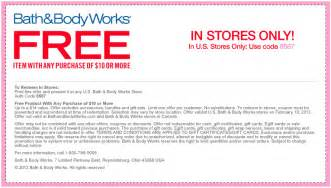 how to get bath and works coupons car wash voucher