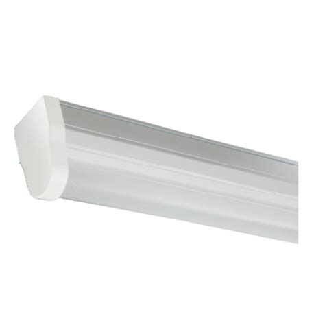 Lu Emergency Maxspid teardrop cleanroom light fitting
