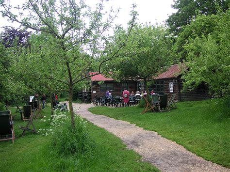 Orchard Garden by Grantchester