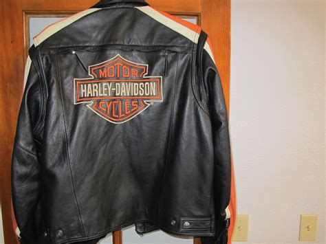 2 Harley Leather Xl Riding Jackets Harley Davidson Forums