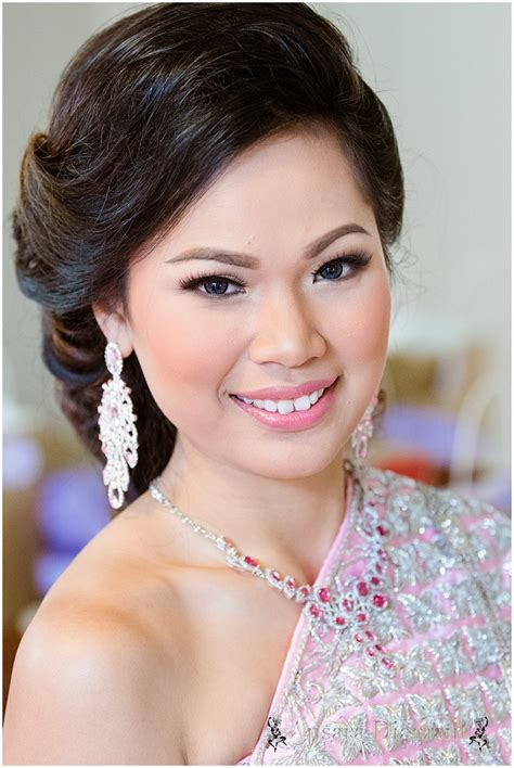 Wedding Hairstyles Khmer by Cambodian Hairstyles Traditional Cambodian Wedding Guest