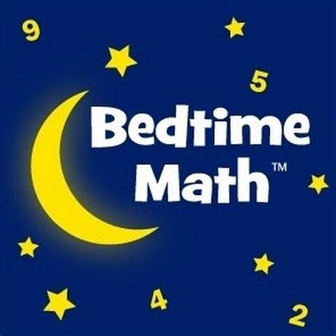 bed time math bedtimemath youtube