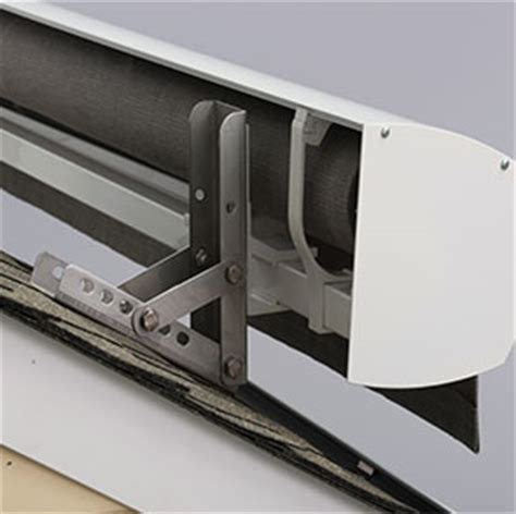 awning roof mount brackets mounting options solair