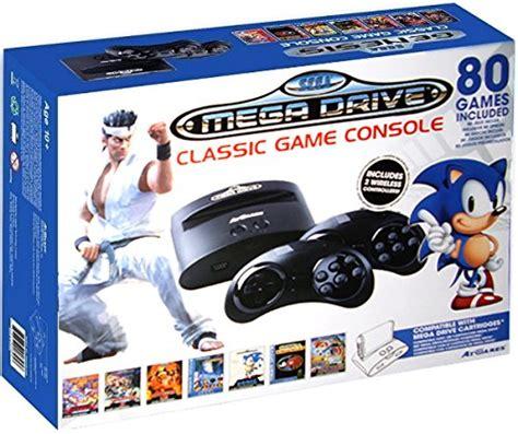 nuova console sega genesis classic console sega mega drive 80 giochi