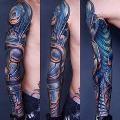 biomechanical tattoo artists in pennsylvania 1000 images about ripped skin thru skin tattoos on